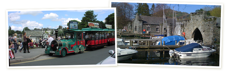Bowness on Windermere and Haverthwaite Railway